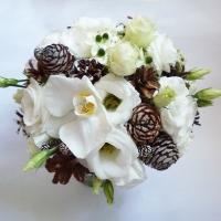 Menyasszonyi csokor 88